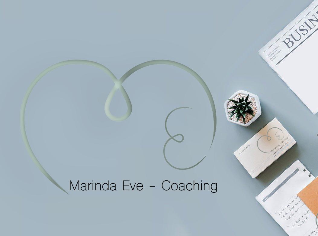 Logo Design Marinda Eve Coaching